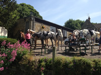 Pub ride in the Cotswolds